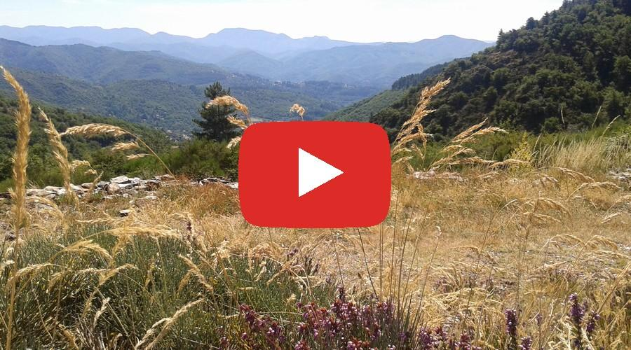 balade velo parc national cevennes video