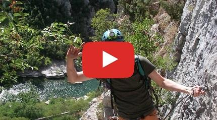 via ferrata video2